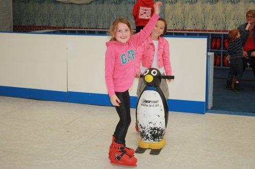 Children enjoying at the fun park in Durham