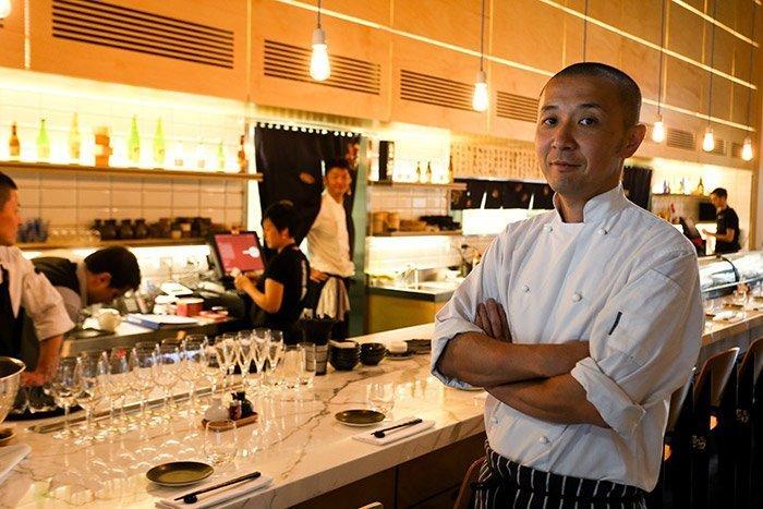 Kengo Hiromatsu in Southbank