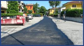 asfaltatura strade