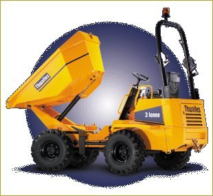 Plant hire in East Sussex, rollers, mixers and chippers
