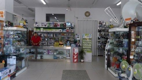 negozio elettronica