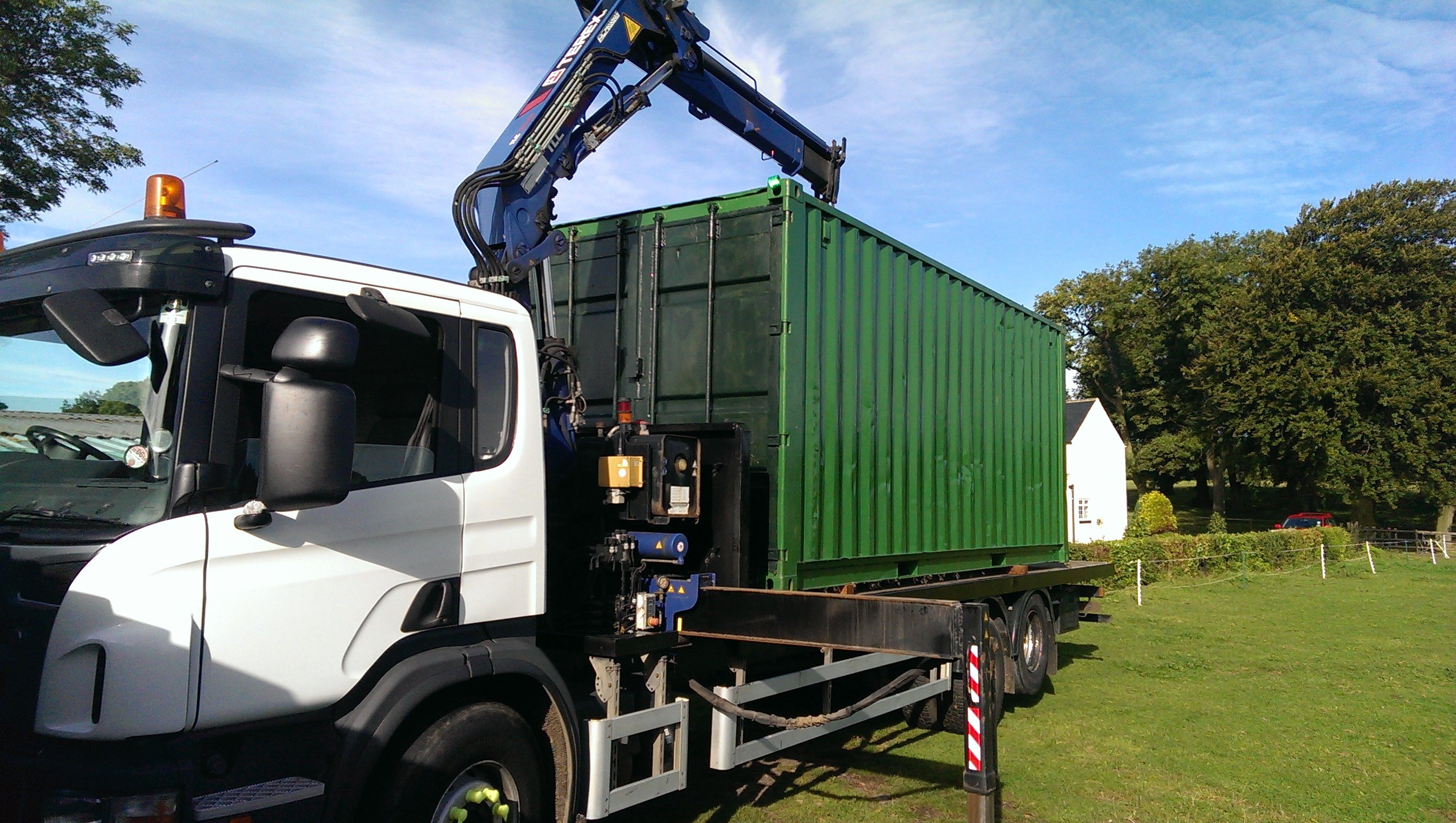 crane transport specialists