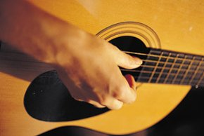 Learn the guitar - Nuneaton - James Walker Guitar Tuition - Guitar lessons