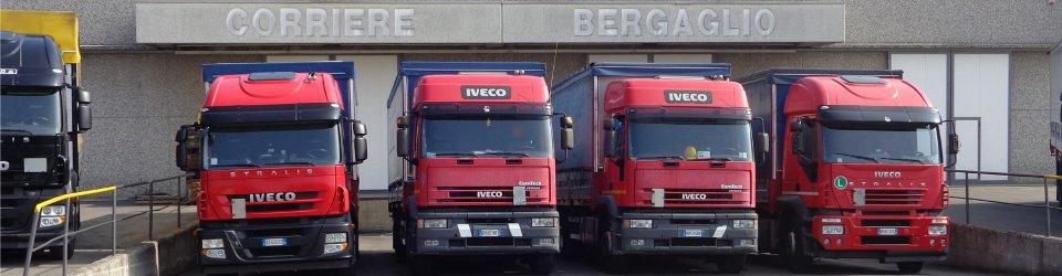 Camion per il trasporto merci