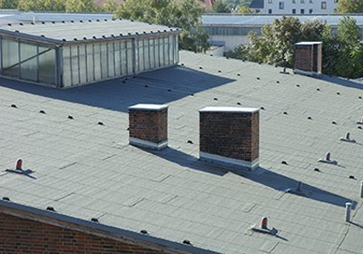 New Roofing for Commercial Property in Albany NY