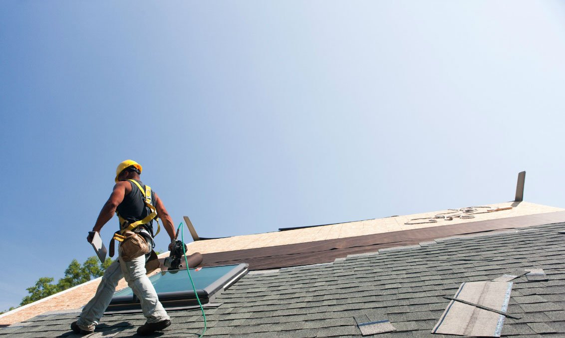 View Residential Roofing Projects: