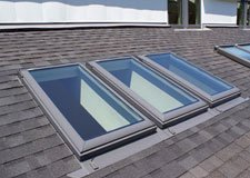 Charming Newly Installed Roofing Skylights, Albany NY
