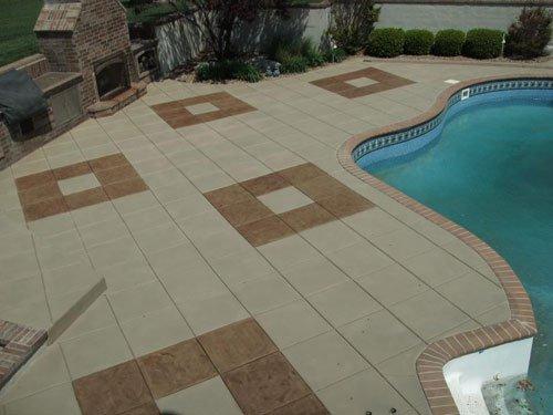 Floor Staining Amp Deck Sealing Wichita Ks Seal Pro