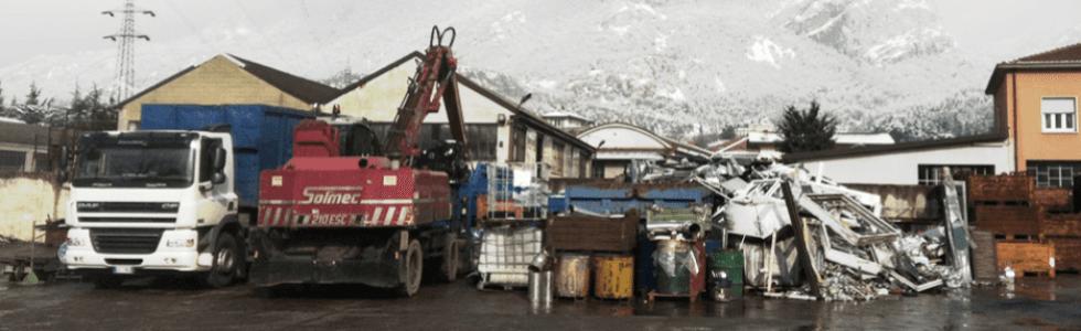 commercio rottami Bonacina