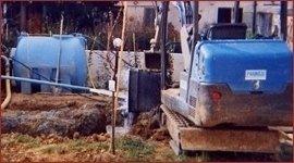 escavatori per privati