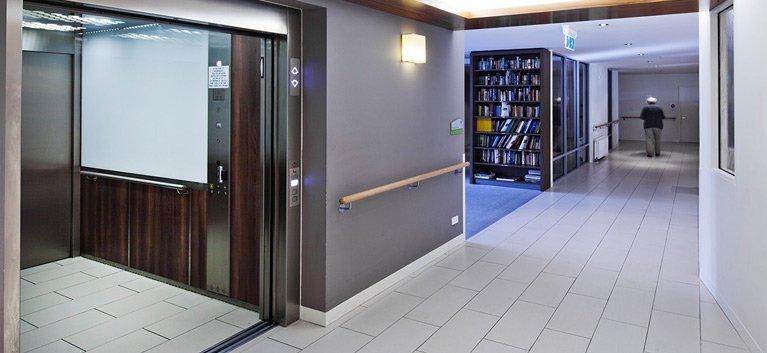 elevator hospital