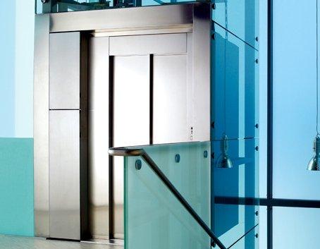 clean modern lift