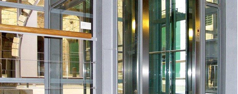 glass lift maintenance