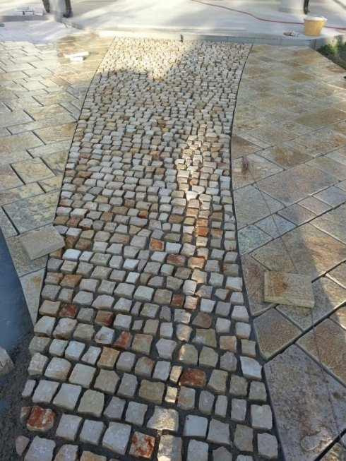 Pavimenti esterni Palladiana