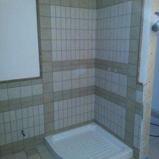 Rivestimenti in ceramica per doccia