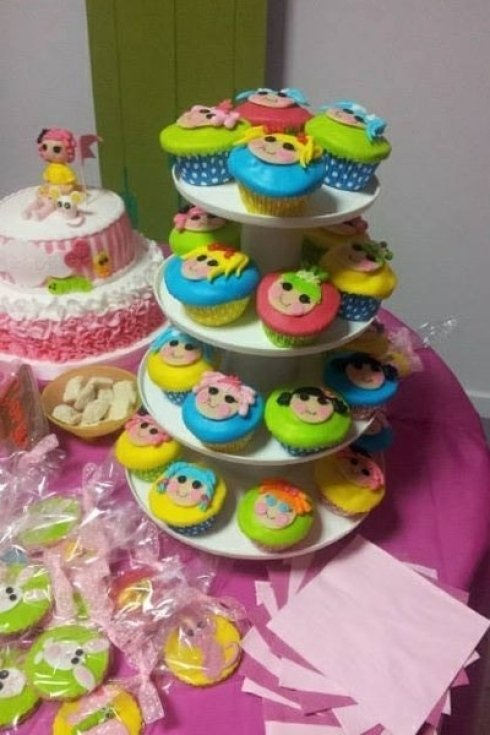 Feste di compleanno con dolci personalizzati