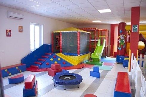Parco giochi interno