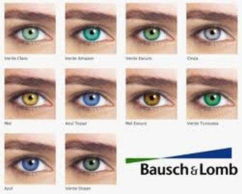 Vendita di lenti a contatto colorate Bausch & Lomb