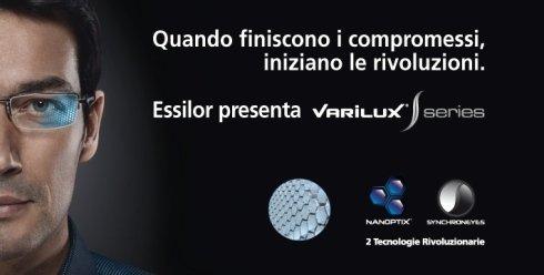 Entra in Ottica di Luzio per provare le innovative lenti Essilor Varilux