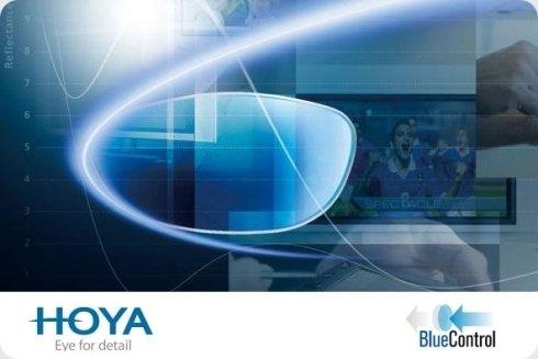 Lenti Hoya con tecnologia Blue Control