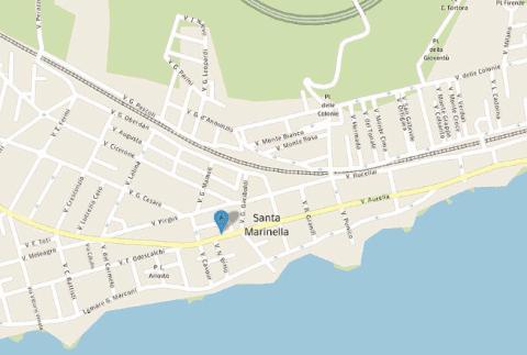 Raggiungi la sede di Santa Marinella