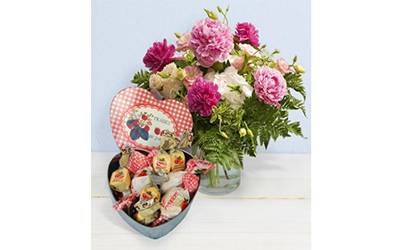biscotti e fiori