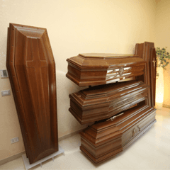 cassa funebre semplice