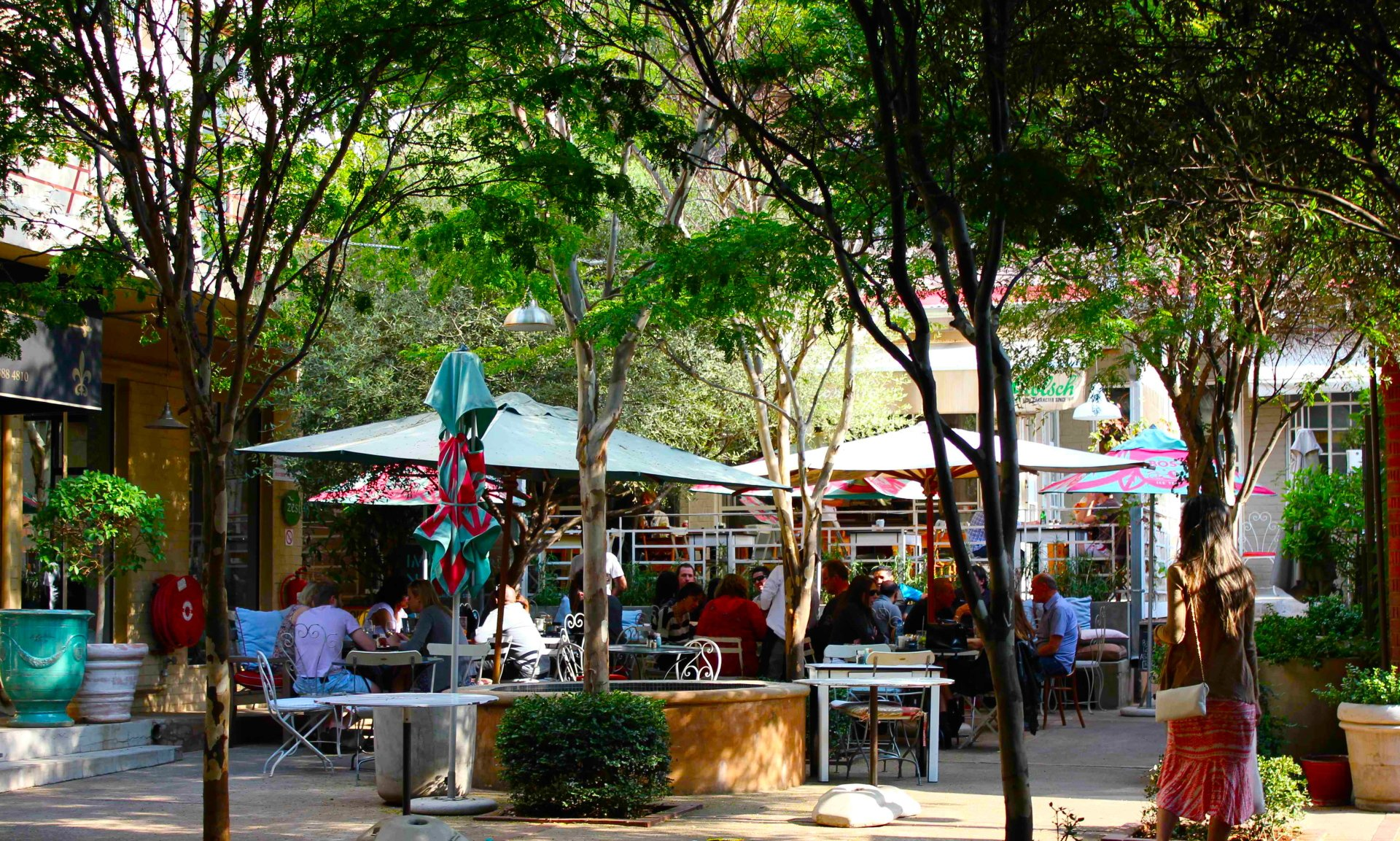 Tours south africa johannesburg kruger safari soweto for Il giardino degli ulivi monteviale