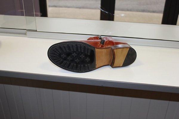 suole stivali