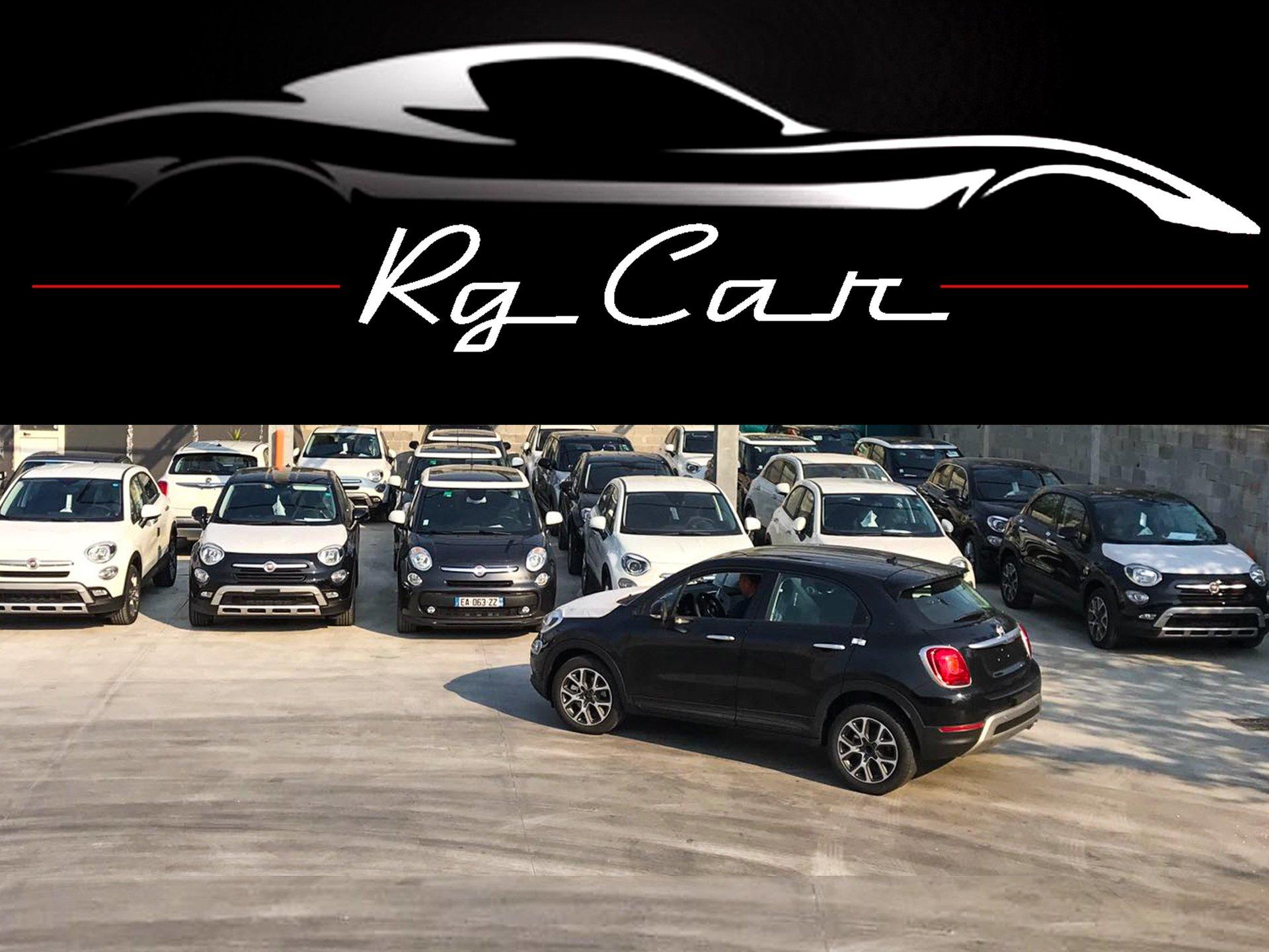 Fiat 500 XL color grigio scuro