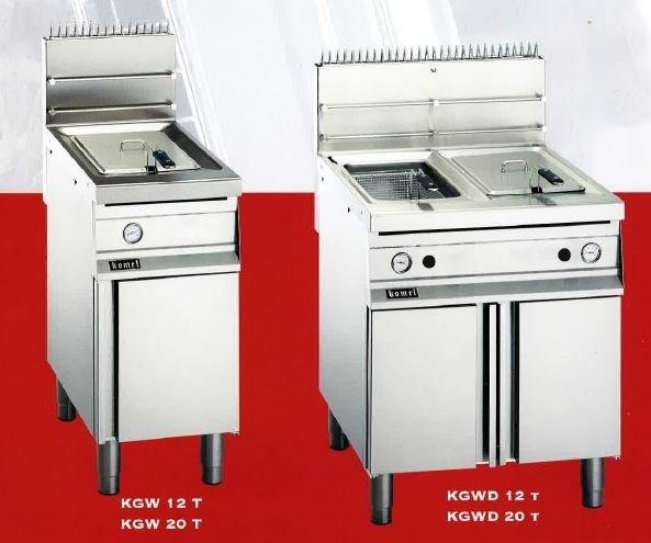 friggitrici a gas KOMEL