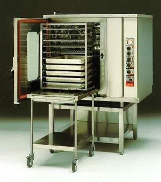 forni misti convenzione vapore turbomix