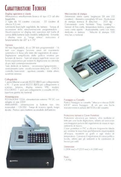 registratori cassa sweda