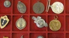 medaglie antiche, medaglie da collezione,