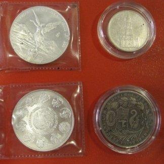 Monete e medaglie vari tipi