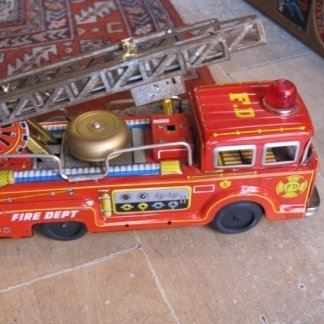 Giochi camion pompiere