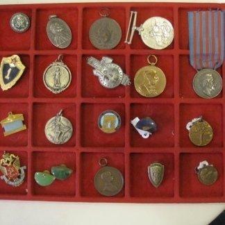 Monete e medaglie da collezione