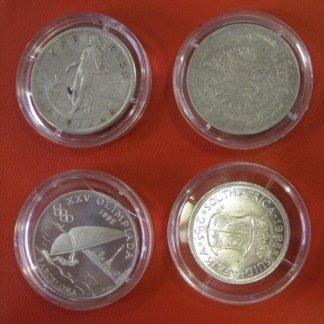 Monete e medaglie varie