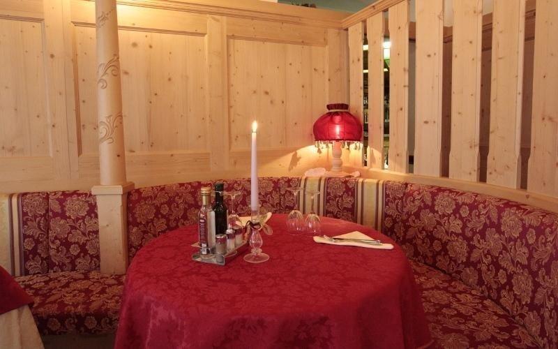 ristorante per cene romantiche mezzolombardo