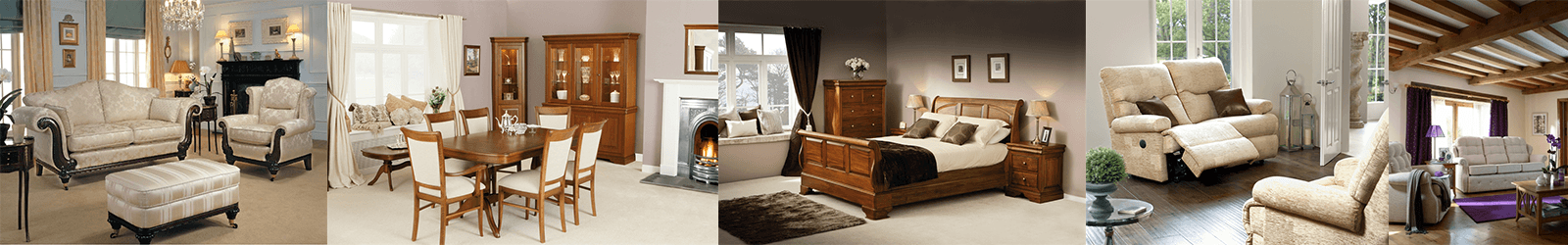 home furniture collage