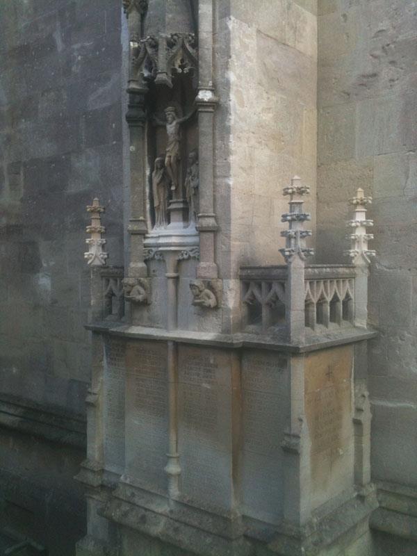 Sculpture of Christ