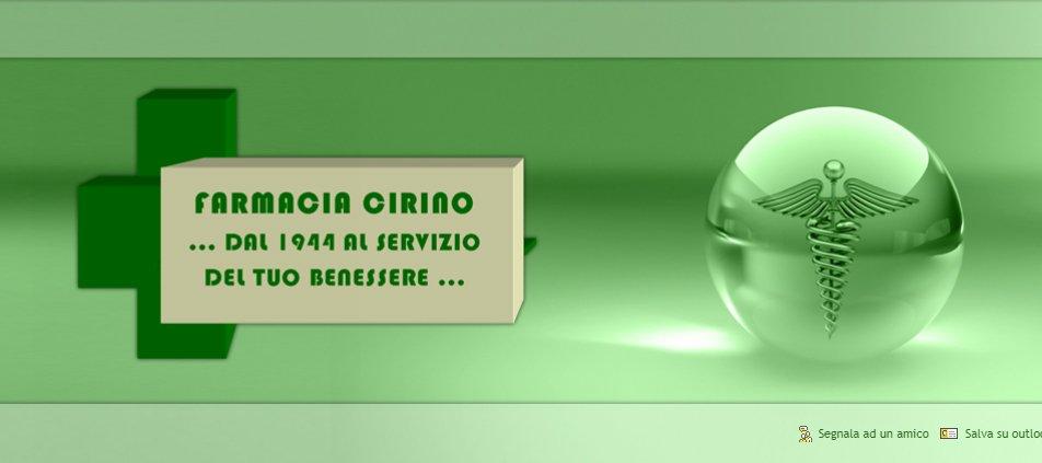 Farmacia Cirino Dr. Luigi - Logo