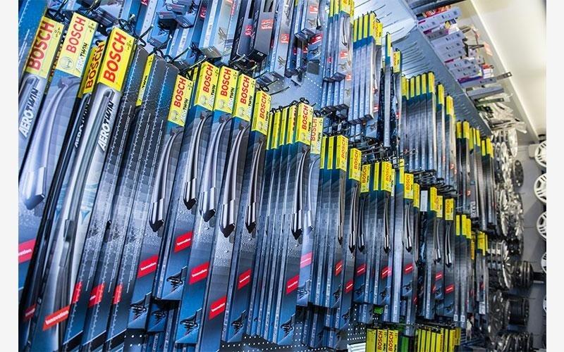 spazzole tergicristallo per autoveicoli