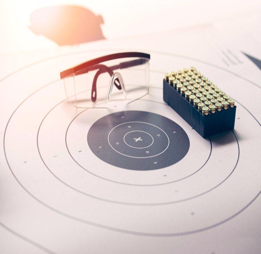 gun range central arkansas