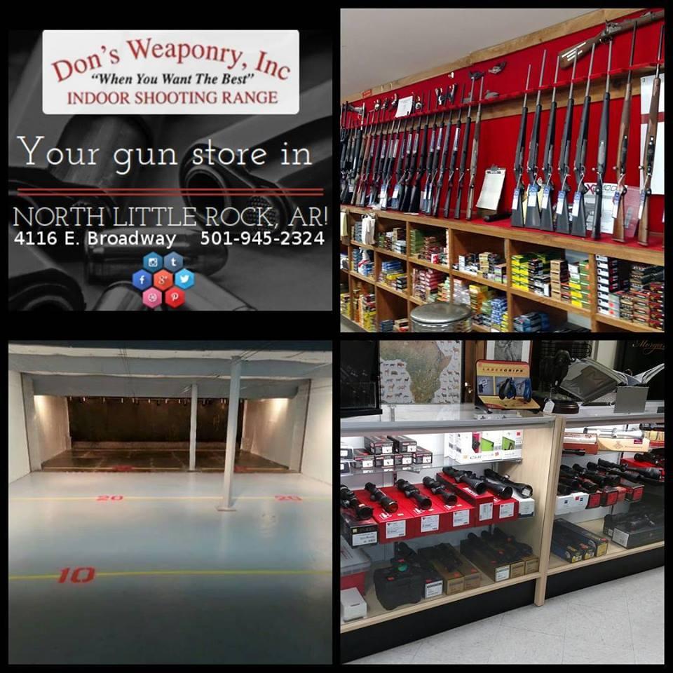gun store little rock