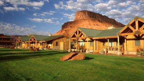 soggiorno in ranch