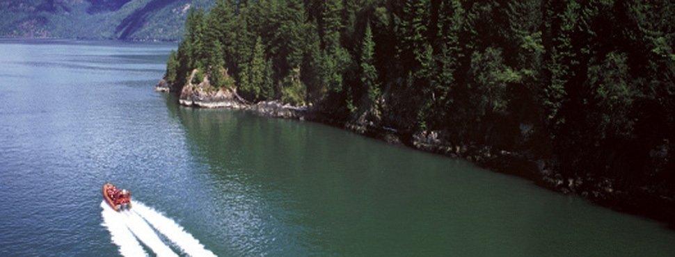 escursioni nel campbell river