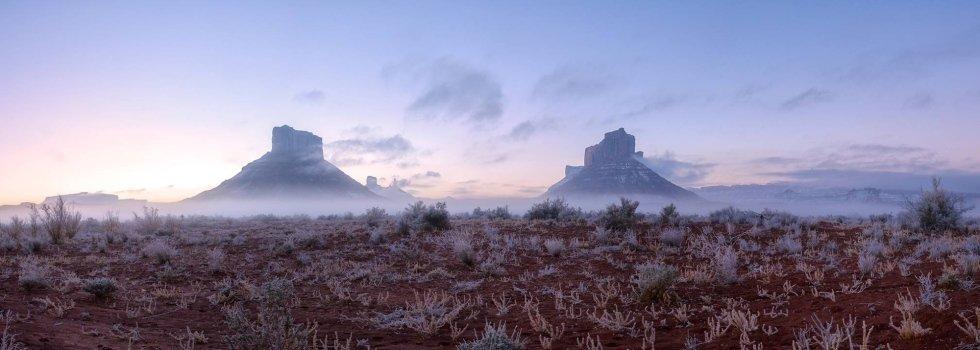vista sul ranch
