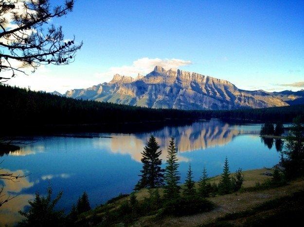 parco delle montagne rocciose canadesi