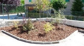 impianti di irrigazione, manutenzione aree verdi, manutenzione periodica di giardini